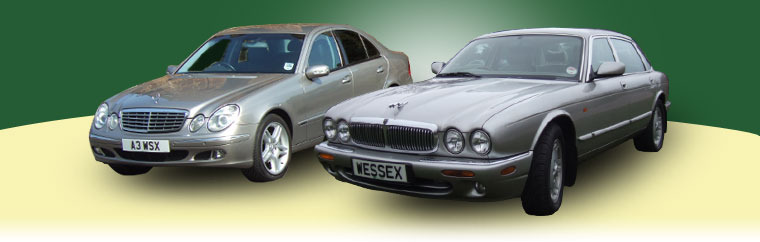 Spacious modern cars to chauffeur drive you in comfort to airports, meetings or holiday trips including cruise terminals